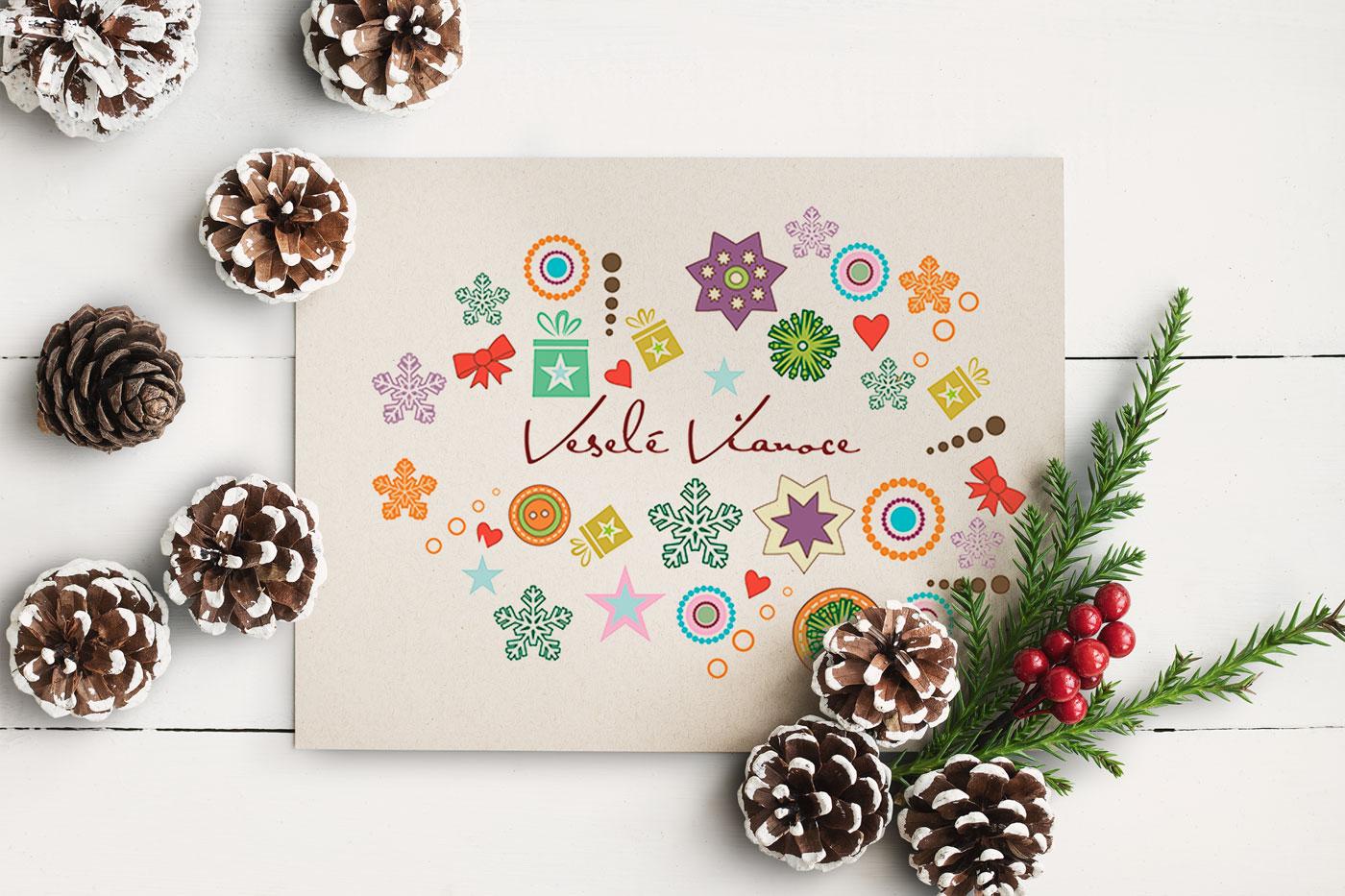 Vianocne a novorocne pozdravy